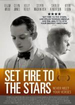 Set Fire to the Stars (2014) afişi