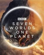 Seven Worlds, One Planet (2019) afişi