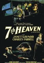 Seventh Heaven (1927) afişi