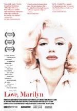 Sevgiler, Marilyn (2012) afişi