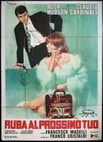 Sevgilimin Tuzağı (1968) afişi
