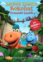Sevimli Ejderha Kokonat: Ormanda Şenlik (2018) afişi