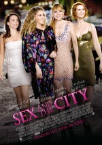Sex And The City (2008) afişi