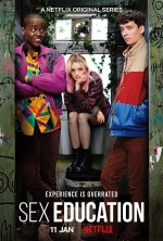 Sex Education Sezon 2 (2020) afişi