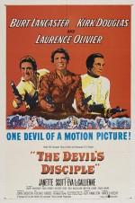 The Devil's Disciple (1959) afişi