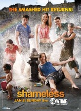 Shameless (2012) afişi