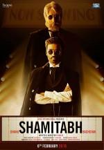 Shamitabh (2015) afişi