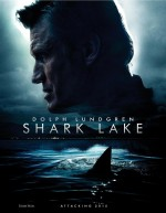 Shark Lake (2015) afişi