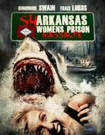 Sharkansas Women's Prison Massacre (2015) afişi
