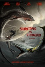 Sharktopus vs. Pteracuda (2014) afişi