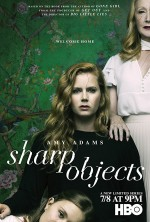 Sharp Objects Sezon 1 (2018) afişi