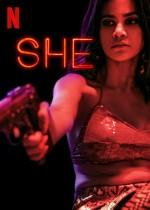 She (2020) afişi