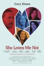 She Loves Me Not (2013) afişi