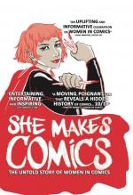 She Makes Comics (2014) afişi