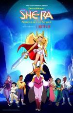 She-ra And The Princess Of Power Sezon 4 (2019) afişi