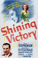 Shining Victory (1941) afişi