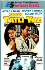 Sıcak Tatlı Yaz (1986) afişi