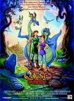 Sihirli Kılıç: Camelot'u Arayış (1998) afişi