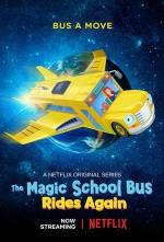 Sihirli Okul Otobüsü Yeniden Yollarda (2017) afişi