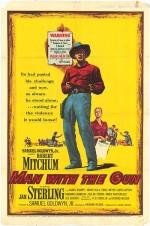 Silahlı Adam (1955) afişi