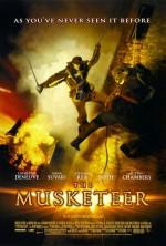 Silahşör (2001) afişi