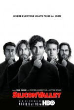 Silicon Valley (2014) afişi