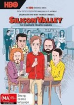Silicon Valley Season 4 (2017) afişi