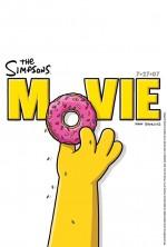Simpsonlar: Sinema Filmi (2007) afişi