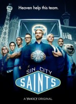 Sin City Saints (2015) afişi