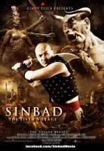 Sinbad: Beşinci Seyahat (2014) afişi