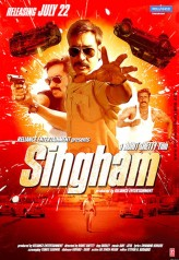 Singham (2011) afişi