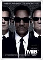 Siyah Giyen Adamlar 3 (2012) afişi