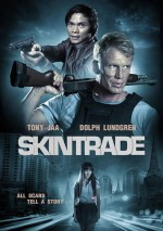 Skin Trade (2014) afişi