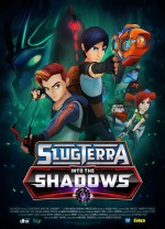 Slugterra: Into the Shadows (2016) afişi