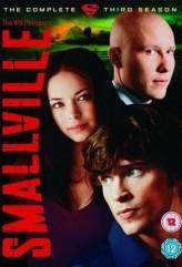 Smallville (2003) afişi