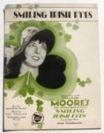 Smiling Irish Eyes (1929) afişi