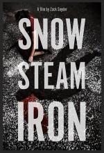 Snow Steam Iron (2017) afişi