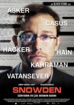 Snowden (2016) afişi