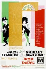 Sokak Kızı İrma (1963) afişi