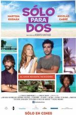 Solo para dos (2013) afişi