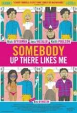 Somebody Up There Likes Me (2012) afişi