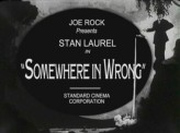 Somewhere In Wrong (1925) afişi