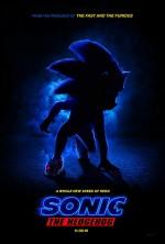 Kirpi Sonic (2019) afişi