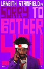 Sorry to Bother You (2018) afişi