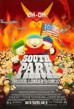 South Park: Bigger Longer and Uncut (1999) afişi