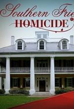 Southern Fried Homicide Sezon 1 (2013) afişi