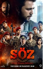Söz Sezon 3 (2018) afişi