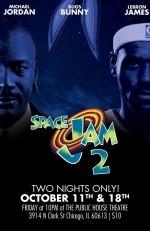 Space Jam 2  afişi