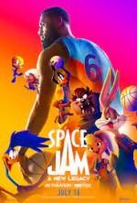 Space Jam: Yeni Efsane (2021) afişi