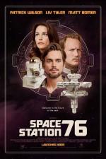 Space Station 76 (2014) afişi